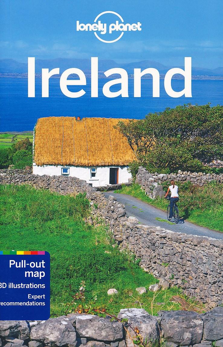 Reisgids Ireland - Ierland   Lonely Planet