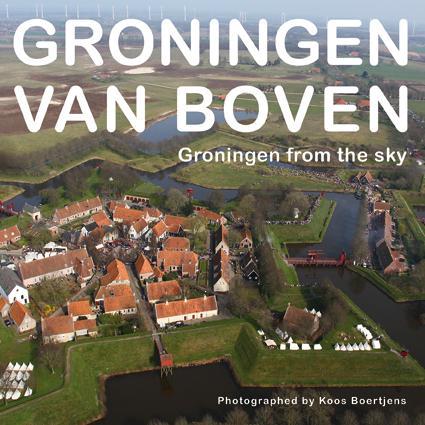 Fotoboek Groningen van boven   Passage
