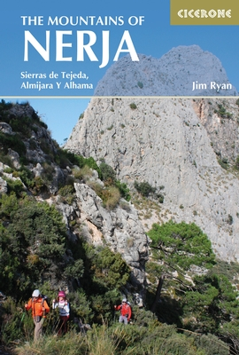 Wandelgids The Mountains of Nerja   Cicerone   Jim Ryan