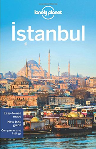 Reisgids Lonely Planet Istanbul City Guide   Lonely Planet