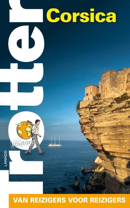Reisgids Corsica   Trotter Lannoo