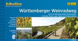 Fietsgids W�rttemberger Weinradweg   Esterbauer - Bikeline