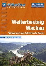 Wandelgids Wanderführer Welterbesteig Wachau   Esterbauer