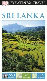 Reisgids Eyewitness Sri Lanka   DK