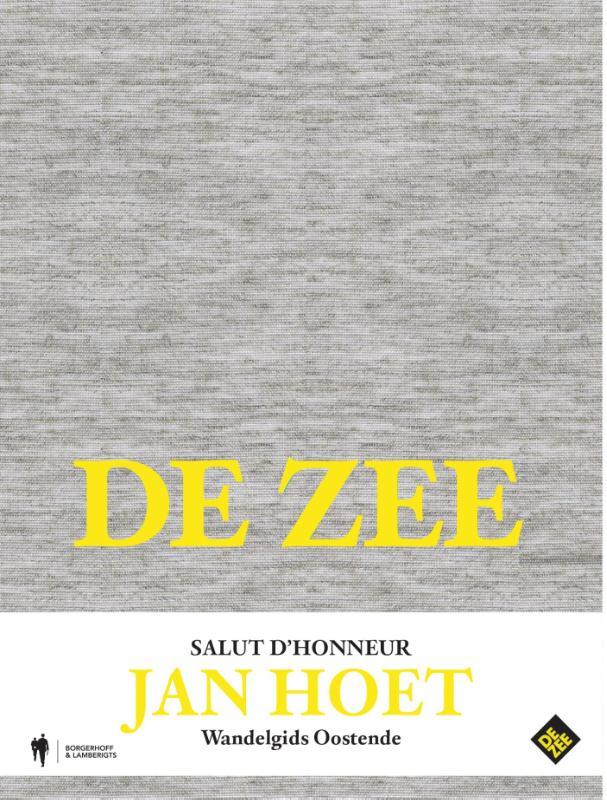 Wandelgids De Zee - Salut d'honneur Jan Hoet   Borgerhoff & Lamberigts
