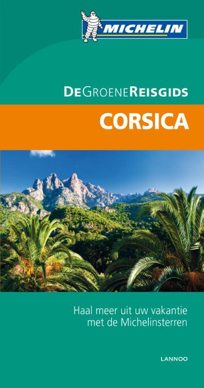 Reisgids De Groene Reisgids Corsica   Michelin