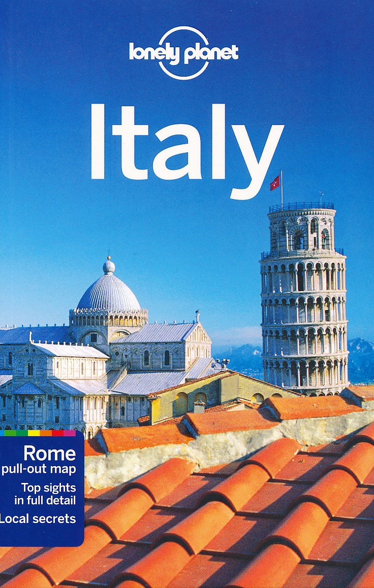 Reisgids Lonely Planet Italy - Italië   Lonely Planet