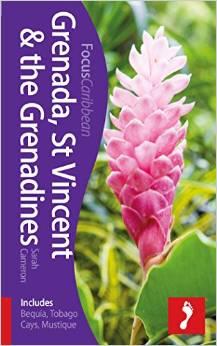 Reisgids St Vincent, de Grenadines en Grenada   Footprint Focus Guide   Sarah Cameron