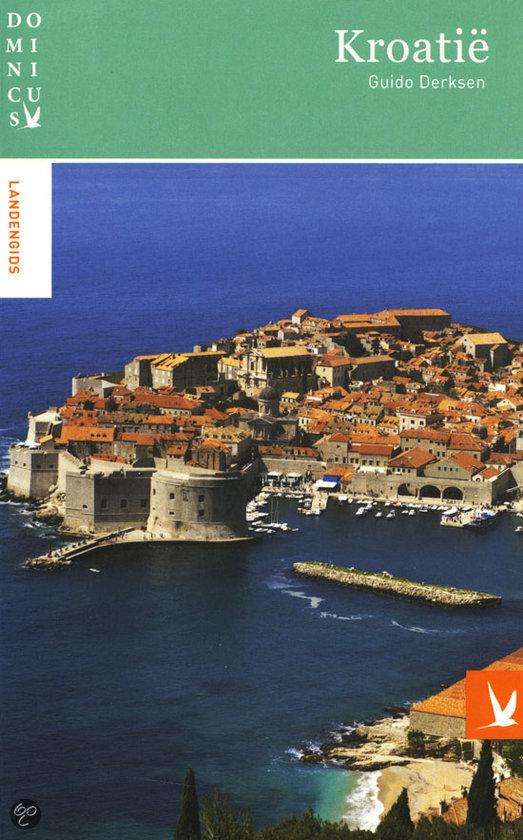Reisgids Dominicus Kroatië   Gottmer