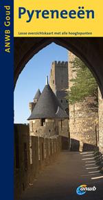 Reisgids Pyreneeën   ANWB gouden serie