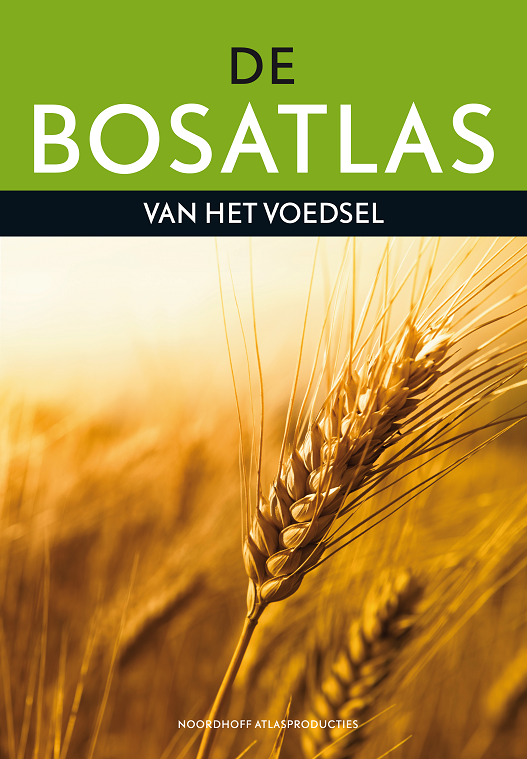Bosatlas van het voedsel   Noordhoff atlasproducties