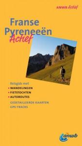 ANWB Actief wandelgids Franse Pyreneeen reisgids   ANWB