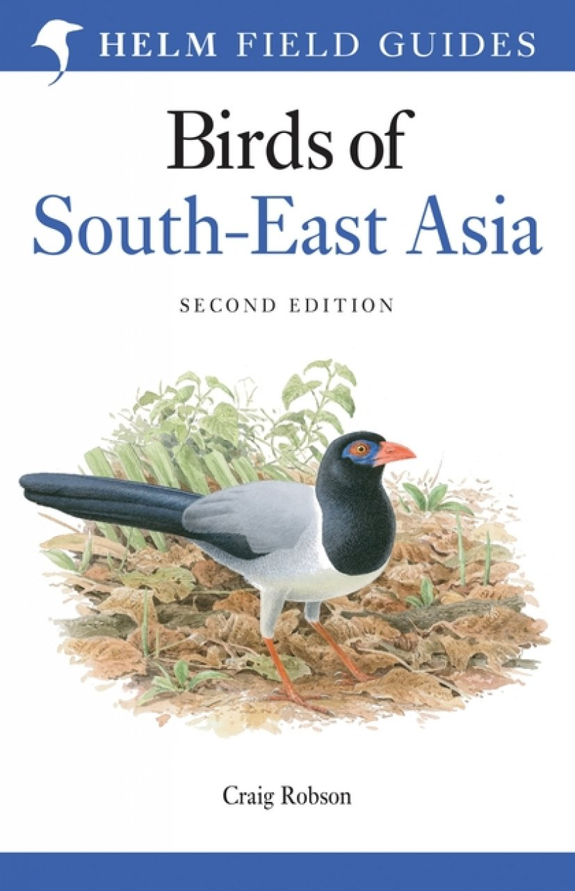 Vogelgids Birds of South-East Asia   Helm field guides