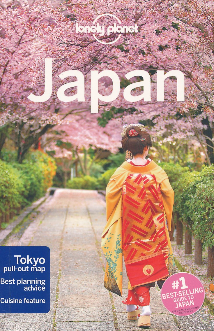 Reisgids Lonely Planet Japan   Lonely Planet