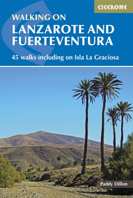 Wandelgids Walking on Lanzarote and Fuerteventura   Paddy Dillon