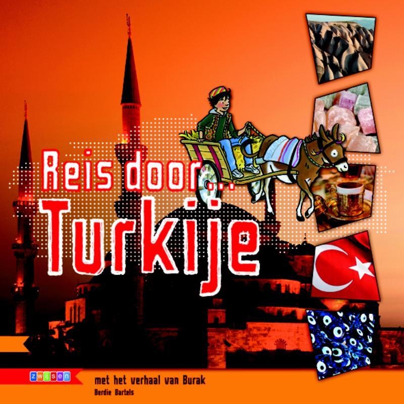 Kinderreisgids Reis door ... Turkije   Zwijnsen