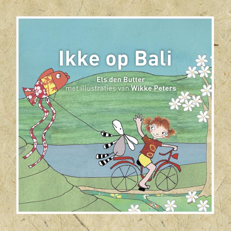 Kinderboek Ikke op Bali   Globekids