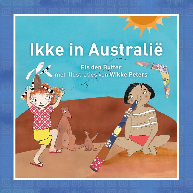 Kinderboek Ikke in Australië   Globekids