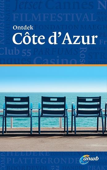 Reisgids Ontdek Cote d'Azur   ANWB   Marianne Bongartz