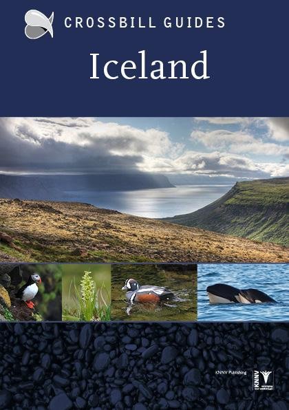 Natuurgids Iceland - Ijsland   Crossbill Guides   Andy Jones,Dirk Hilbers