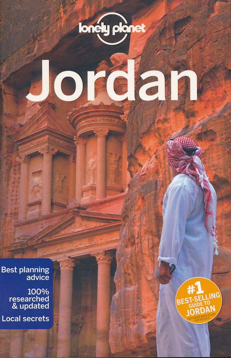 Reisgids Jordan - Jordanië   Lonely Planet