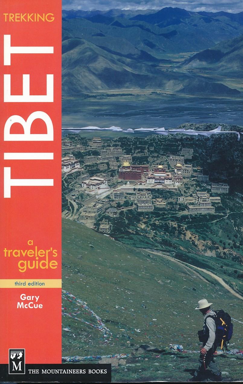 Wandelgids Trekking in Tibet   Mountaineers    Gary McCue