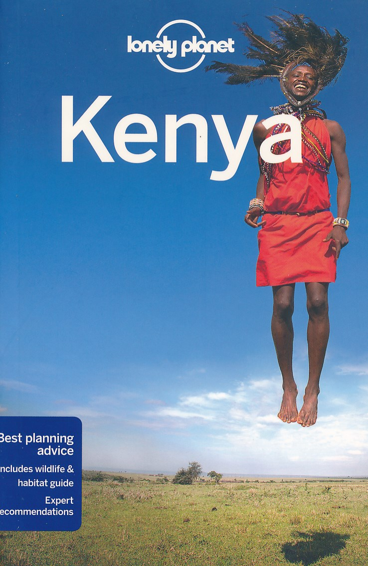Reisgids Kenya - Kenia   Lonely Planet