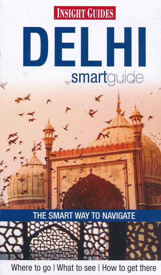 Reisgids Delhi Smartguide   Insight Guide