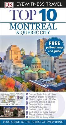 Reisgids Top 10 Montreal and Quebec City   Eyewitness Travel   Gregory B. Gallagher