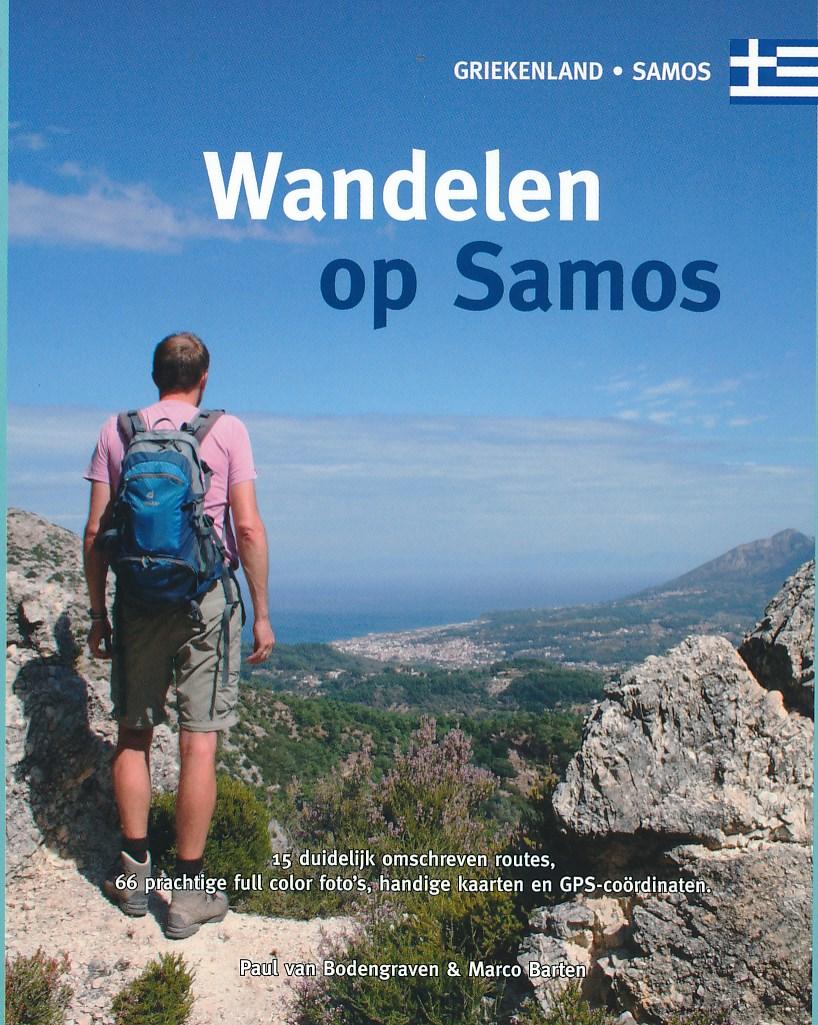 Wandelgids Wandelen op Samos   Onedaywalks