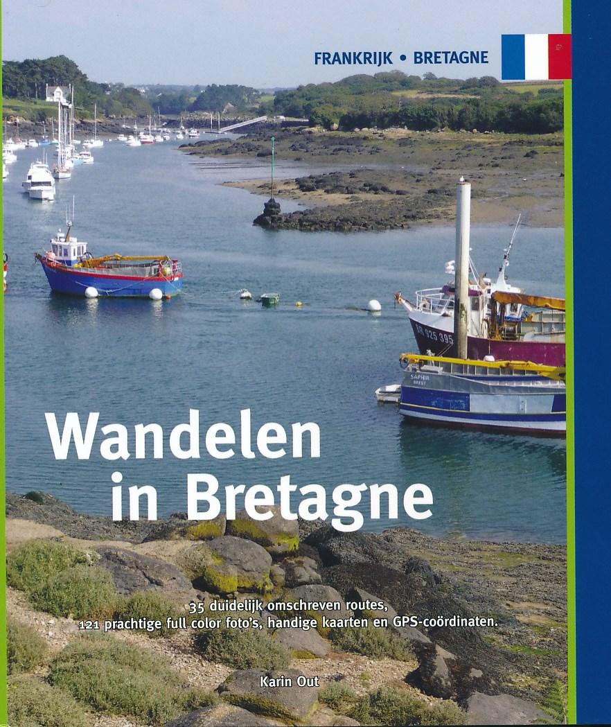 Wandelgids Wandelen in Bretagne   Onedaywalks