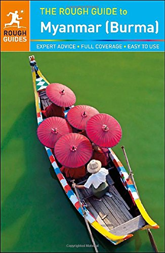 Reisgids Myanmar (Burma)   Rough Guide
