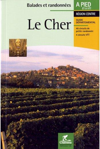 Wandelgids Le Cher   Chamina   Chamina (France).