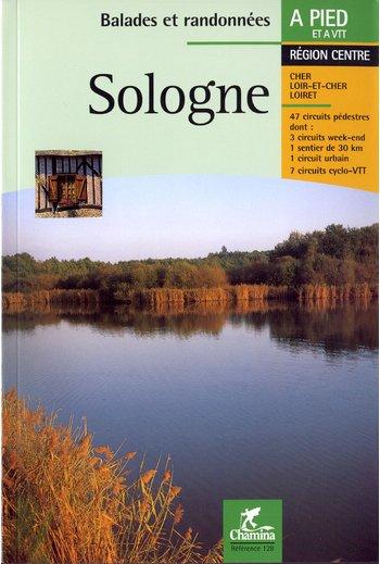 Wandelgids Sologne   Chamina