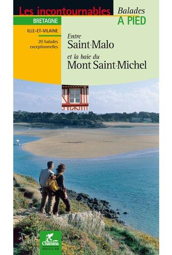 Wandelgids entre Saint-Malo et la baie du Mont Saint Michel   Chamina