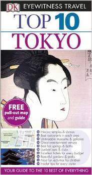 Reisgids Top 10 Travel Guide Tokyo   Eyewitness   Penguin Books Ltd