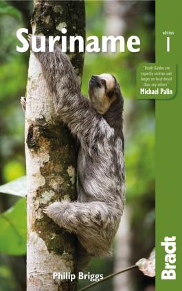 Reisgids Suriname   Bradt guides   Philip Briggs
