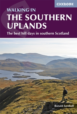 Wandelgids Walking in the Southern Uplands   Cicerone guides   Ronald Turnbull