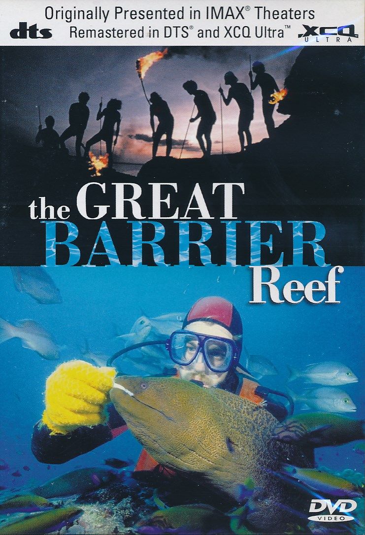 DVD Great Barrier Reef - Australië   DVD