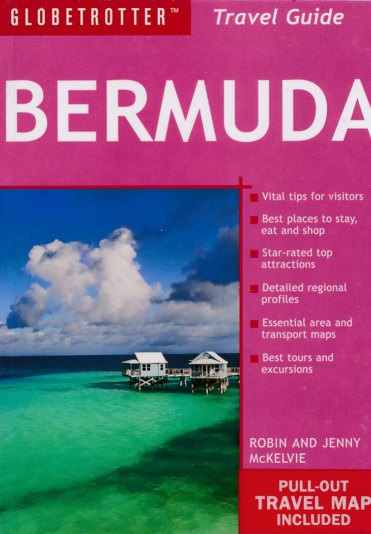Reisgids Bermuda   Globetrotter
