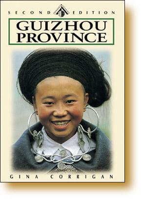 Reisgids Guizhou Province (China)   Odyssey books