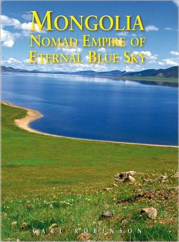 Reisgids Mongolia - Nomad Empire of Eternal Blue Sky   Odyssey books   Carl Robinson