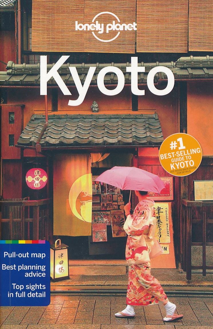 Reisgids Lonely Planet Kyoto   Lonely Planet