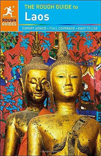Reisgids Rough Guide Laos   Rough Guide