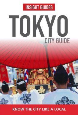 Reisgids Tokyo   Insight city guide