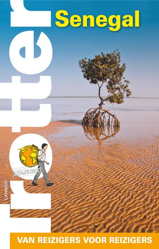 Reisgids Trotter Senegal   Lannoo