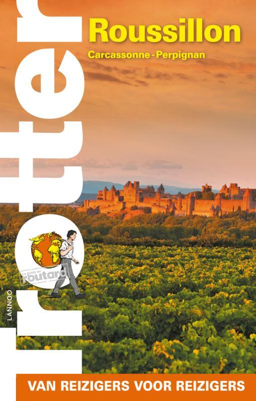 Reisgids Trotter Roussillon   Lannoo