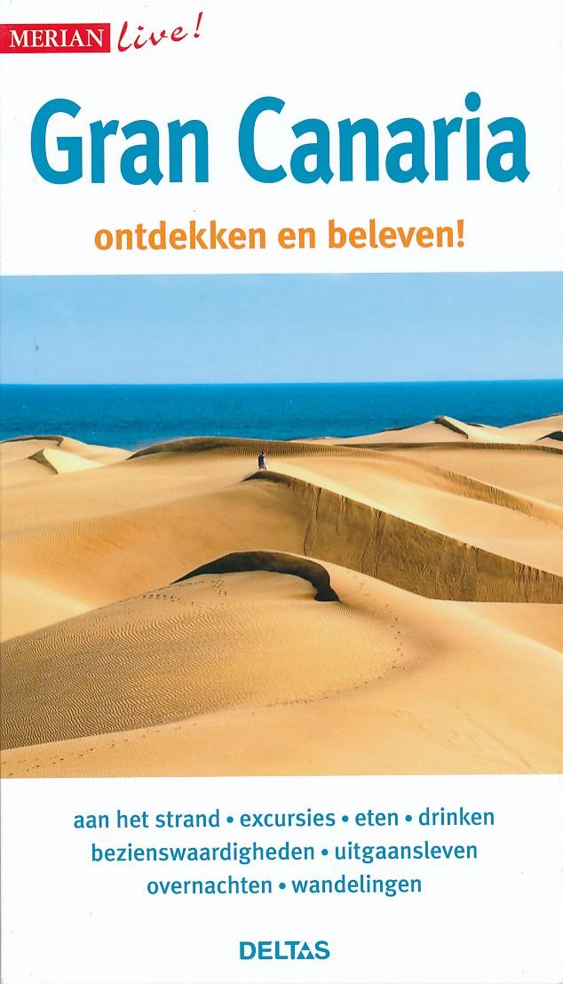 Reisgids Merian Live Gran Canaria   Deltas