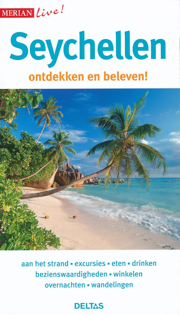 Reisgids Merian Live Seychellen   Deltas