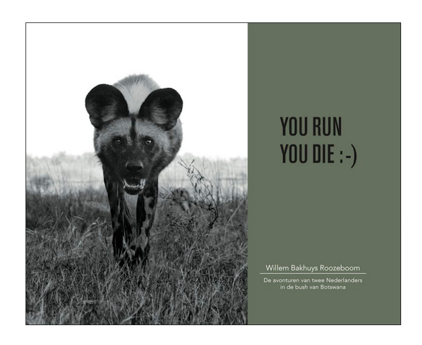 You run you die ;)   Willem Bakhuys Roozeboom